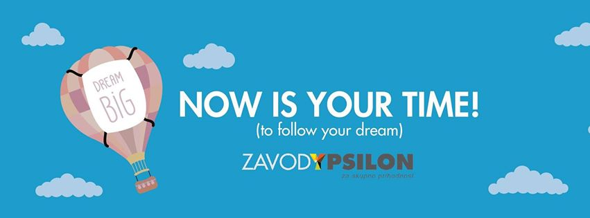 Now is your time to follow your dream
